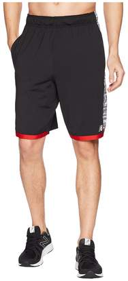 New Balance Baseball Grind Inset Shorts Men's Shorts