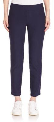 Eileen Fisher Slim Straight-Leg Ankle Pants