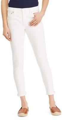Lauren Ralph Lauren Classic Straight-Leg Jeans