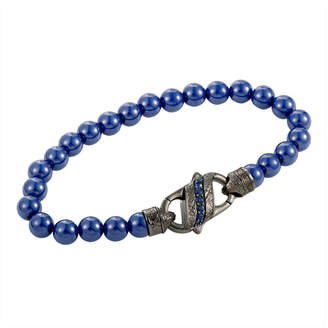 Stephen Webster Silver 0.82 Ct. Tw. Sapphire Bracelet