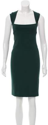 Narciso Rodriguez Sleeveless Bodycon Dress