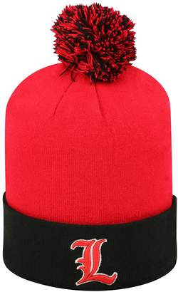 Top of the World Adult Louisville Cardinals Pom Knit Hat