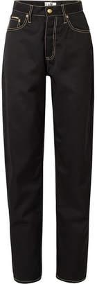 Eytys Benz Cali Boyfriend Jeans - Black