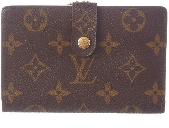 Louis Vuitton Monogram Canvas Porte-Monnaie Viennois Wallet