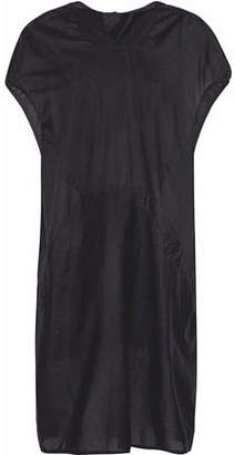 Rick Owens Draped Cotton Tunic