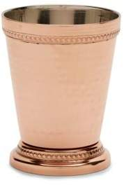 Hammered Beaded Mint Julep Cup