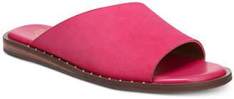 Franco Sarto Rye Slide Flat Sandals Women's Shoes