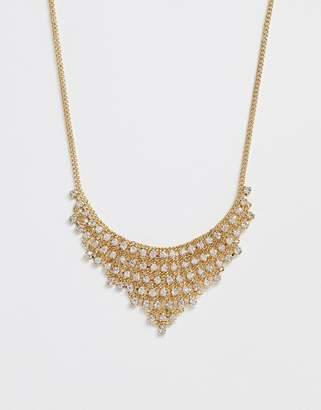 Johnny Loves Rosie Gem Drop Statement Necklace