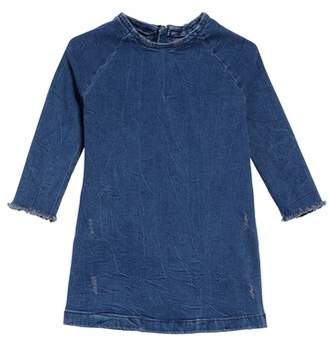 Nununu Denim A-Line Dress