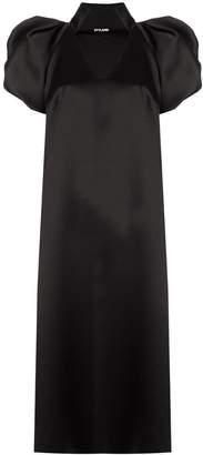 Styland puff sleeve dress