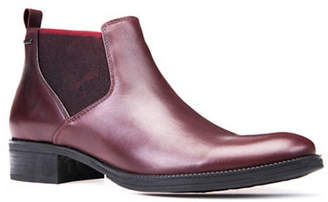 Geox Meldi Abx Leather Booties