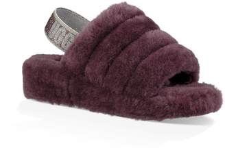 UGG Fluff Yeah Genuine Shearling Slide Slipper