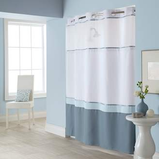 At Kohls Hookless Windsor 2 Pc Fabric Shower Curtain Liner Set
