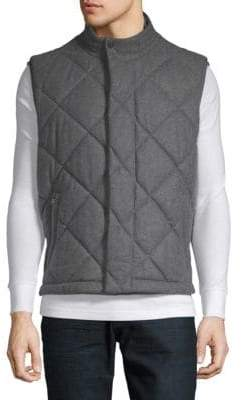 HUGO BOSS Quilted Puffer Vest