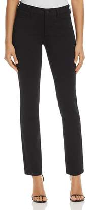 NYDJ Sheri Slim Ponte Pants in Black - 100% Exclusive