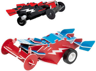 Asstd National Brand 3D Puzzle Desk Racers
