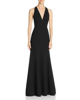 Elie Tahari Jazzaleen Embellished Gown