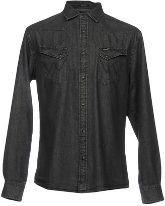 Wrangler Denim shirts - Item 42629430JM
