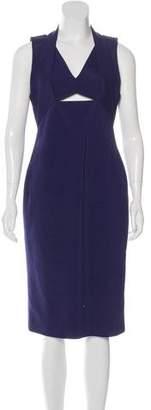 Dion Lee Cutout Sheath Dress