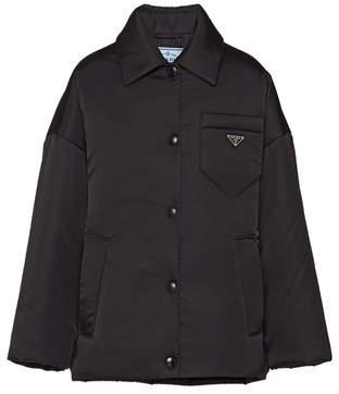 Prada Nylon Gabardine Jacket