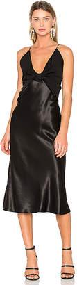 CHRISTOPHER ESBER Dune Knotted Dress