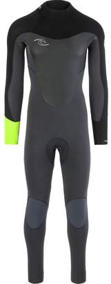 Rip Curl Dawn Patrol 3/2 Back-Zip Full Wetsuit - Men's