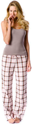 PJ Pan Lightly Brushed Cotton Pyjama Bottoms: More Colours