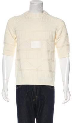 Gosha Rubchinskiy Wool Patterned Sweater w/ Tags