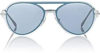 Prada Men's Aviator Sunglasses