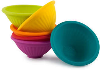 CORE HOME Six-Piece Pinch Bowl Set
