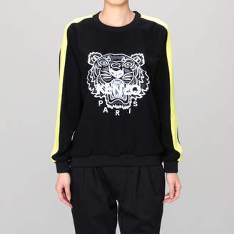 Kenzo (ケンゾー) - Kenzo Soft Sweater Tiger Embroidery