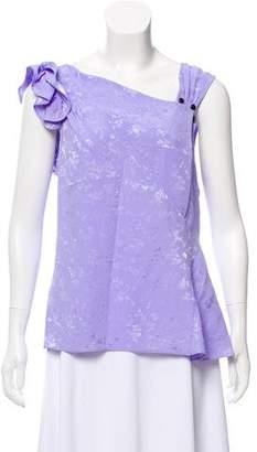 Mayle Maison Sleeveless Silk Top w/ Tags