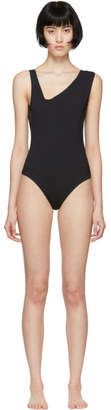 Haight Black Lucia One-Piece Swimsuit