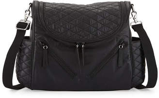 Rebecca Minkoff Jude Quilted Baby Bag