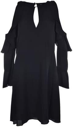 Theory Cold-shoulder Dress