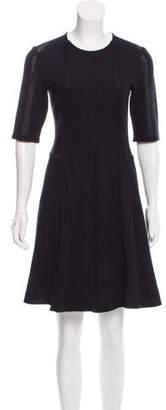 Rag & Bone Flared Knit Dress