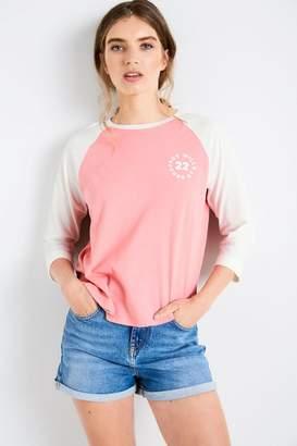 Jack Wills Burwardsley Raglan T-Shirt