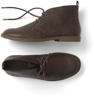 Gap Faux leather desert boot