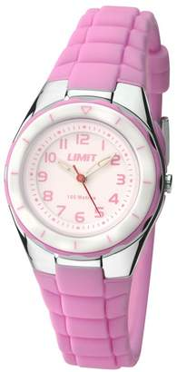Limit Kids Pink Strap Watch 5588.24