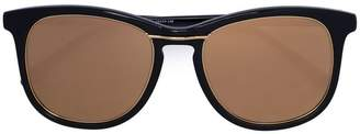 Linda Farrow wire detail sunglasses