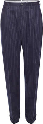 Maison Margiela Striped Wool Pants