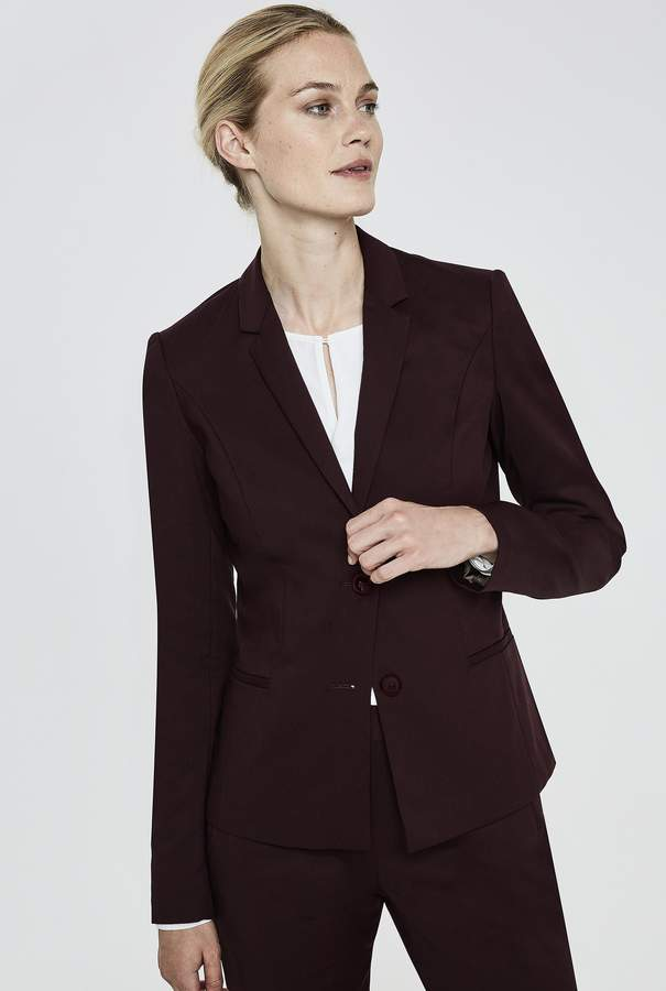 Long Tall Sally Clean Sharp Suit Jacket