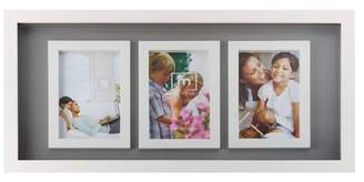 Melannco 3-Opening Photo Collage Picture Frame