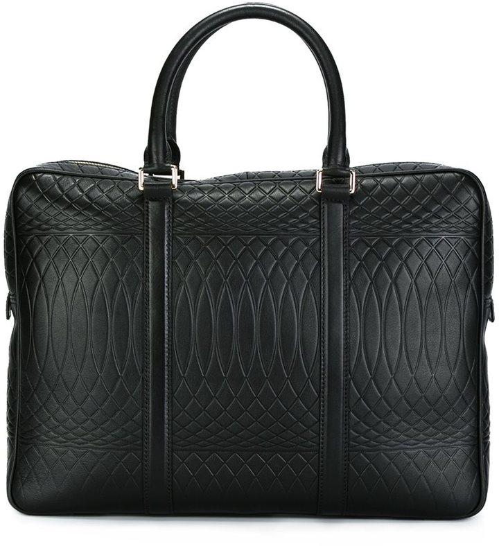 Paul SmithPaul Smith 'No.9' briefcase