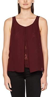 Naf Naf Women's Hlinou 1 Shirt,(Manufacturer Size: )