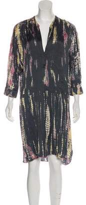 Zadig & Voltaire Printed Knee-Length Dress
