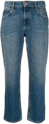 Etoile Isabel Marant cropped straight jeans