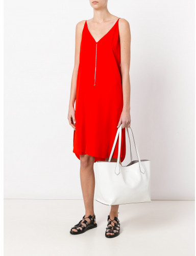 Alexander Wang T By Alexander Wang V-neck shift dress