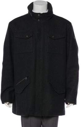 Victorinox Wool-Blend Field Coat