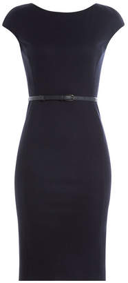 Max Mara Virgin Wool Dress